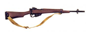 British Enfield Jungle Rifle