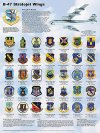 B-47 Stratojet military (Wings) POSTER