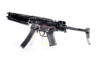 MP5-A With sliding stock