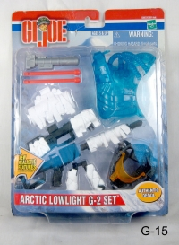 G.I.Joe ( Artic low light G-2 Set)