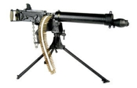 ww1 Vickers machine gun