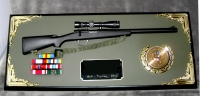 Award !/3 scale Remington 700 sniper rifle