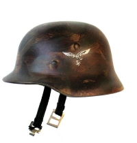 Helmet Luftwaffe (brownish)
