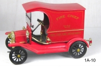 "Ford Model T "" Fire chief Paddy Wagon"""