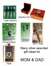 Military Gifts for MOM & DAD
