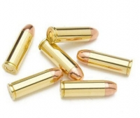 Brass dummy bullets