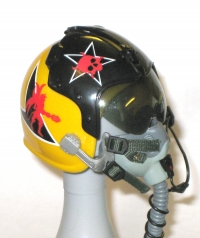 Pilot helmet sq unknown