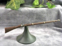 1853 Enfield Rifle Brass painted