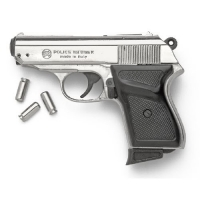 PPK replica --James Bond -- Nickle Finish