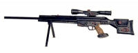 H&K PSG-1 W/scope and tripod (sniper) w/o case