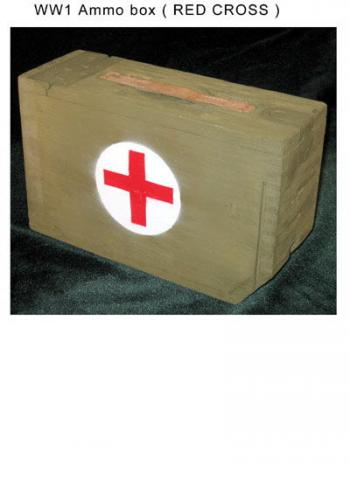 Red Cross box