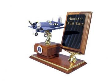 F-4 U U.S.M.C. Table top display
