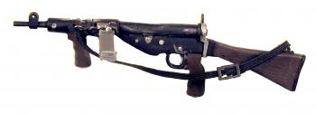 British Sten Gun Model MK5