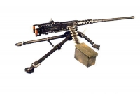 U.S. 50 Cal air cooled machine gun ( all Plastic)