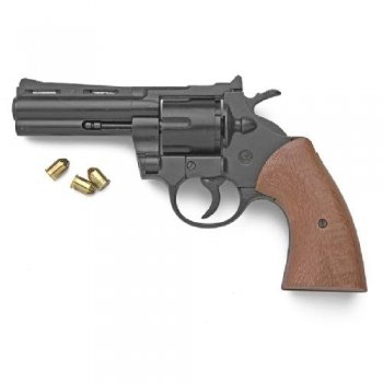 Magnum revolver ( black finish)