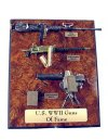 "U.S. WW2 machine guns ""Guns of Fame"""