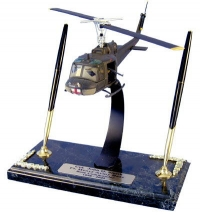 "U.S. Army Bell UH-1D Huey ""Dust Off"" helicopter"