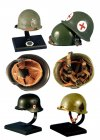 Helmets (1/2 Scale) Collectables