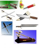 Knives & Swords &amp