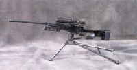 AWP Sniper Rifle with tri-pod All Metal