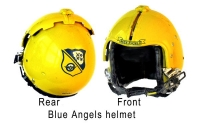 Blue Angels Helmet
