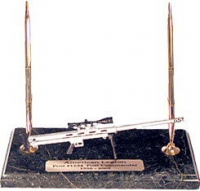 US Snipers rifle