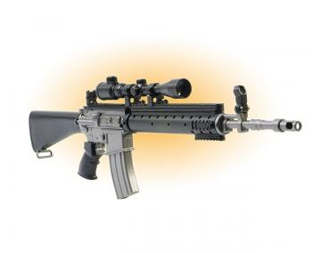 1/3 scale M-16 Varient MK 12 MOD 0/1 with scope