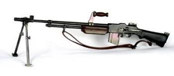 U.S. Browning Automatic Rifle ( BAR )