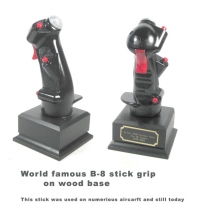 B-8 Worlds most popular stick grip