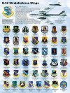 B-52 Stratofortress military ( WINGS ) POSTER
