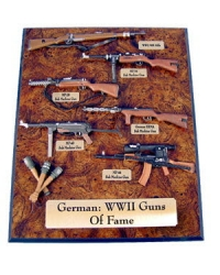 German WW 2 Guns of Fame
