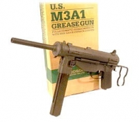U.S. M3A1 Grease gun