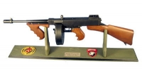 U.S. Thompson SMG ( Round drum type) on board