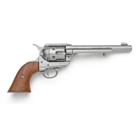 Old West Cavalry revolver grey finish