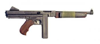 U.S. Thompson commando style