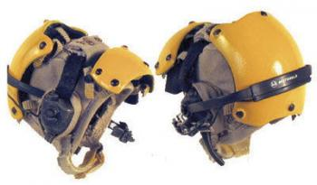Flight Deck helmet (Yellow) aircraft handlers