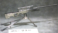 1/6 AWP Sniper rifle -- all metal