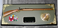 Kentucky long rifle Award 1/3 scale