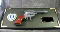 Award-- six shooter pistol