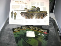 Patton tank booklet