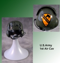 US Army helicopter helmet 1st Air Cav-2