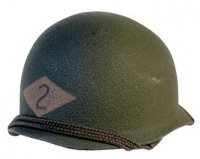 2nd Ranger enlisted men helmet