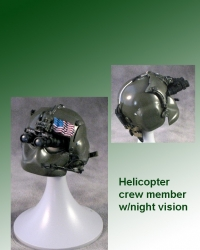 U.S.Army helicopter helmet # 4