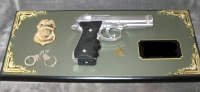 Award Law Enforcement 9mm Barretta pistol