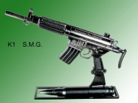 1/3 rd scale K-1 sub machine gun all metal