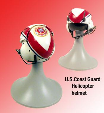 U.S.Coast Guard helicopter helmet 2