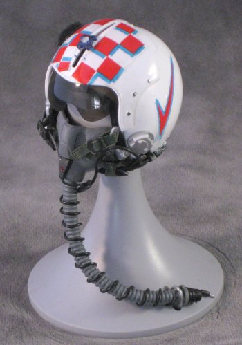 US Navy VFA-211 sq helmet
