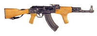 Romanian AK-47 Late model with fore grip