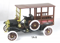 1912 Ford wagon