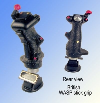 British WASP & Wessek HAS MK.1 stick